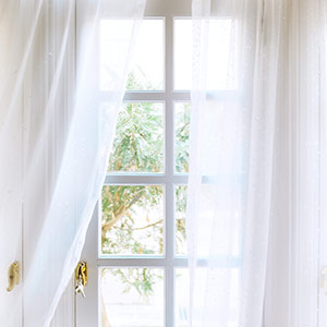 Curtains and Blinds Cleaning