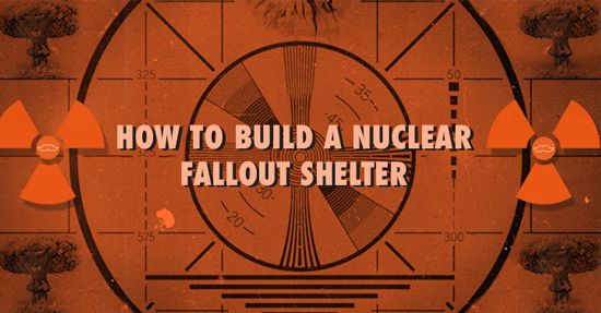 How to build a bunker