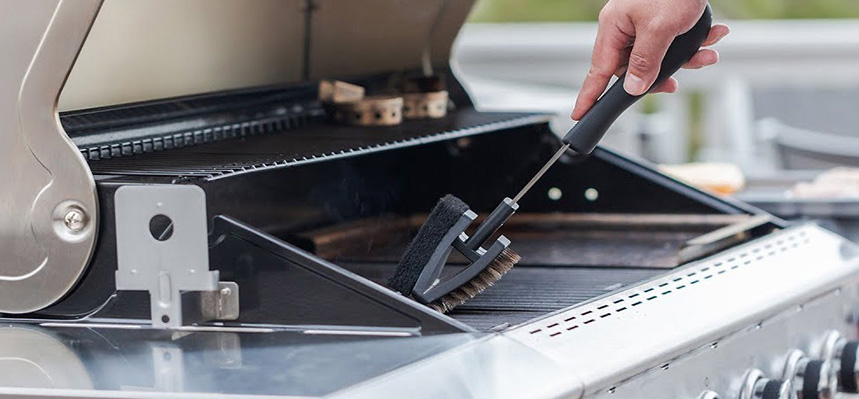 BBQ and Grill Cleaning