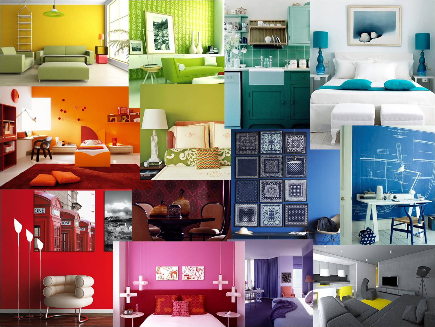 The (emotional) Rainbow Connection: Finding The Right Colors For Your Home