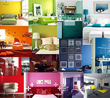 The right color for your Dubai or Abu Dhabi home paint job